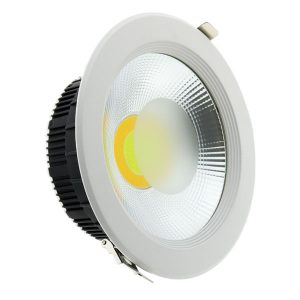 Downlight LED 30w regulable en temperatura de luz