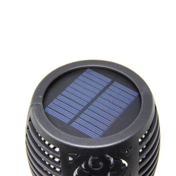 Antorcha solar de jardín LED 6