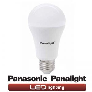 Bombilla LED E27 15w Panasonic en luz blanca neutra o cálida 1