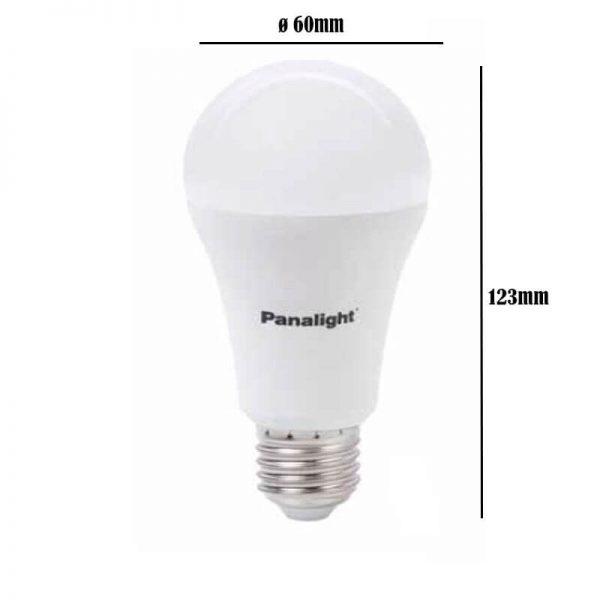 Bombilla LED E27 15w Panasonic en luz blanca neutra o cálida 3