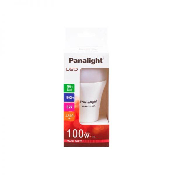 Bombilla LED E27 15w Panasonic en luz blanca neutra o cálida 5