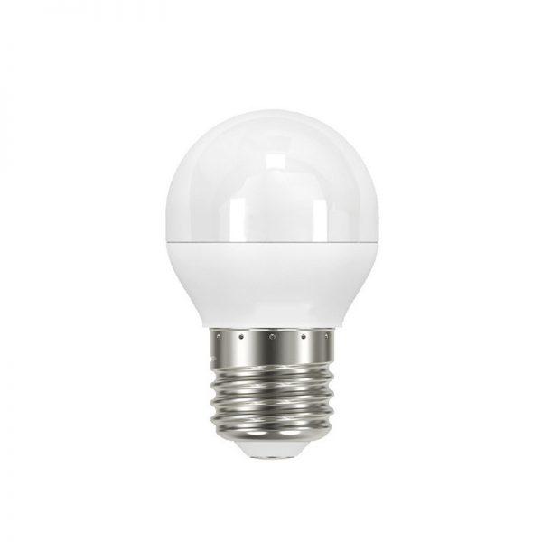 Bombilla LED E27 G45 6w 300º en luz cálida, neutra o fría