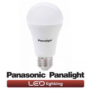 Bombilla LED E27 9w A60 180º Panasonic en luz cálida o neutra 1