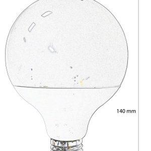 Bombilla globo LED E27 15w G95 300º en luz cálida, neutra o fría 1
