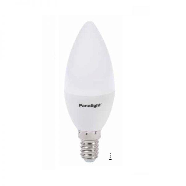 Bombilla LED E14 4w vela Panasonic en luz cálida o neutra 3