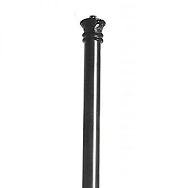 Columna estilo clásico para farola de 3m hecha en acero 3