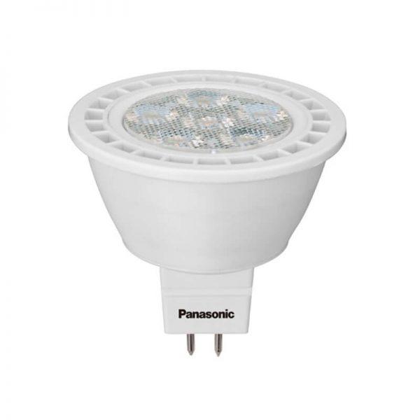 Bombilla LED GU5.3 (MR16) 5w Panasonic en luz neutra o cálida