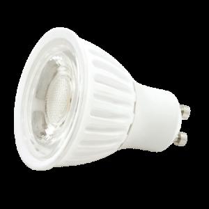 Bombilla LED GU10 cerámica 9w 12º Bridgelux luz cálida, neutra o fría 1