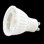 Bombilla LED GU10 cerámica 9w 24º Bridgelux luz cálida, neutra o fría 1