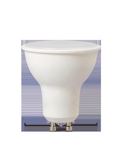 Bombilla LED GU10 6w 120º en luz cálida, neutra o fría 2