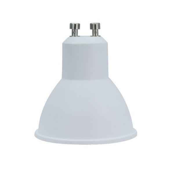 Bombilla LED GU10 6w 38º en luz cálida, neutra o fría 1