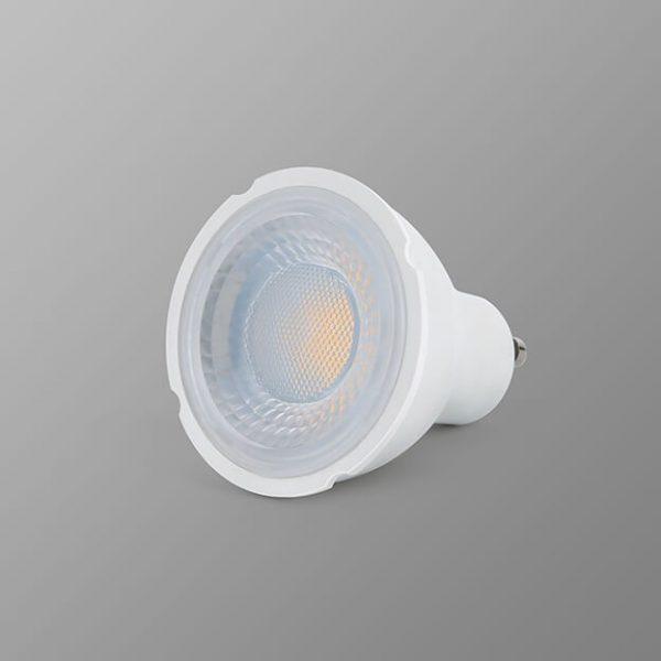 Bombilla LED GU10 6w 38º en luz cálida, neutra o fría 6