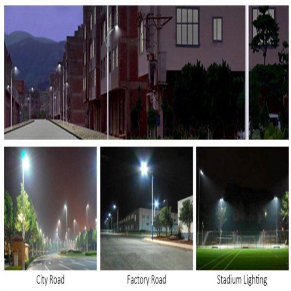 Farola LED 50w 5000lm 120º en luz neutra o fría 12