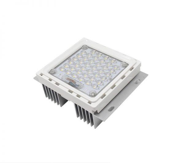 Farola LED estilo clásico 40w Lumileds de acero 3