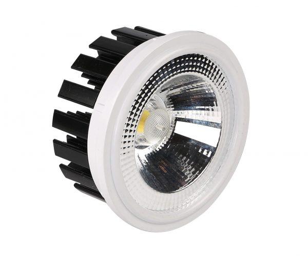 Bombilla LED AR111 20w 60º en luz cálida, neutra o fría 3