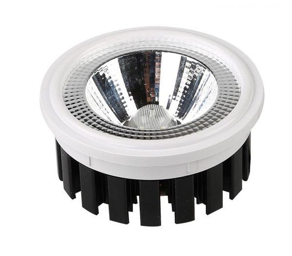 Bombilla LED AR111 20w 60º en luz cálida, neutra o fría 5