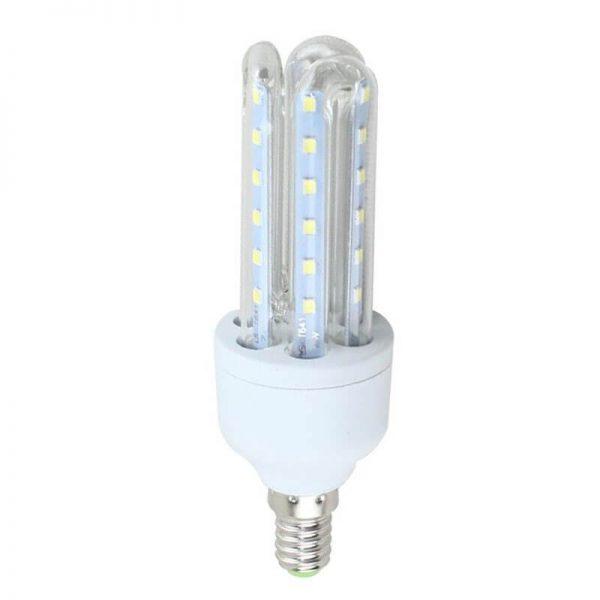 Bombilla LED E14 SMD 9w 300º en luz cálida o fría
