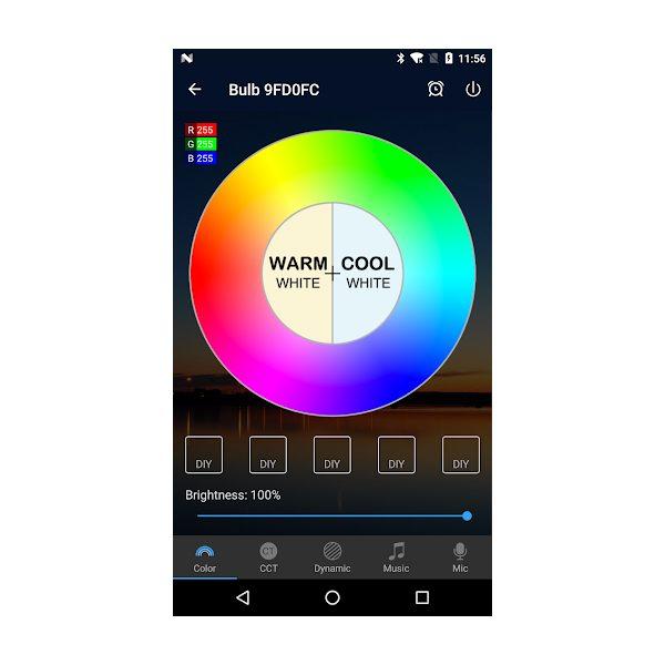 Controlador tiras LED wifi RGBW 12v y 24v – App Magic Home