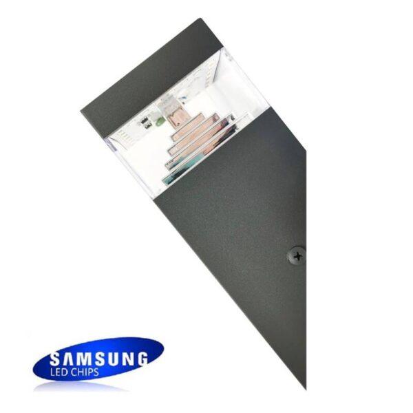 Aplique LED 8W BONN Exterior