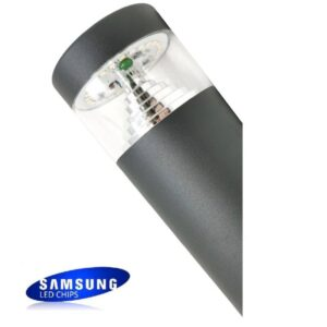 Aplique LED 8W BREMEN Circular Exterior