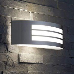 Aplique para LED E27 METZ Exterior