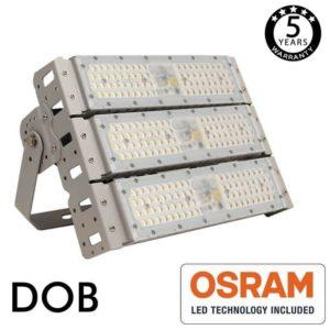 Foco LED Stadium 150w DOB Magnum Osram 140Lm/w 60º