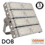 Foco LED Stadium 200w DOB Magnum Osram 140Lm/w 60º