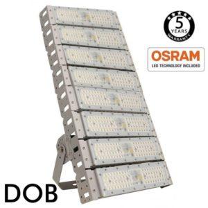 Foco LED Stadium 400w DOB Magnum Osram 140Lm/w 90º
