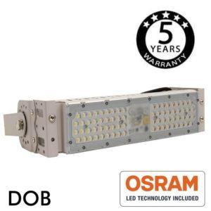 Foco LED Stadium 50w DOB Magnum Osram 140Lm/w 90º