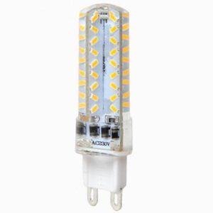 Bombilla de LEDs G9 Dimable 4W 360Lm 30.000H