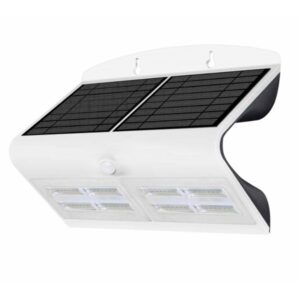Aplique LED Solar Fly 6.8W con Sensor Movimiento