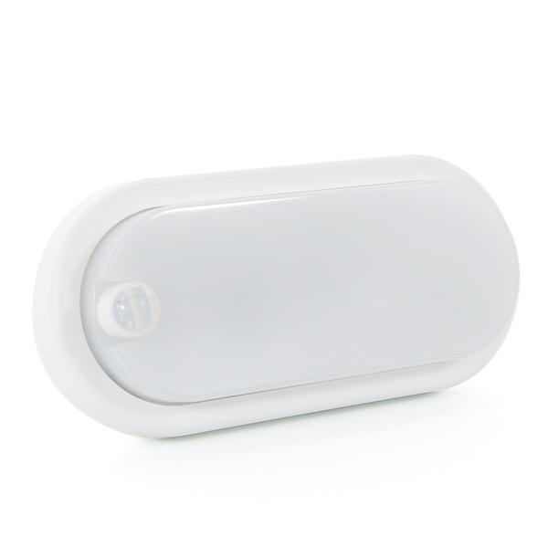 Aplique exterior con sensor de movimiento LED 12w PIR 360º