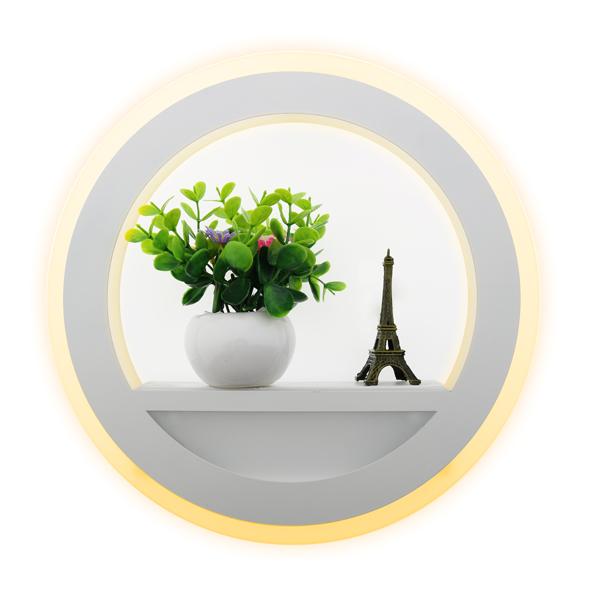 Aplique LED decorativo torre Eiffel 32w