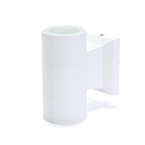 Aplique LED Tube con 2 puntos de luz de 3w IP54
