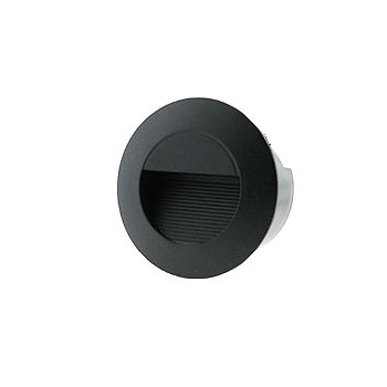 Baliza LED Circle Empotrable 3W IP54