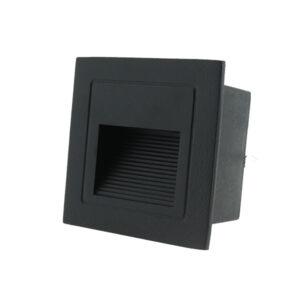 Baliza LED Desan Empotrable 3W IP54