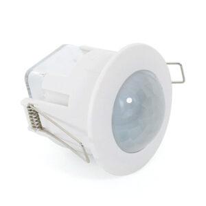 Detector de Presencia PIR 360º Empotrable