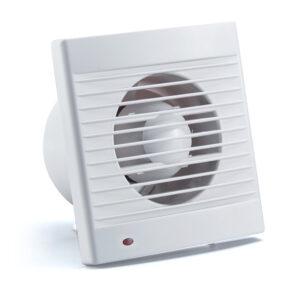 Extractor de aire para baños y cocinas 15W Silencioso 180 m3/hora