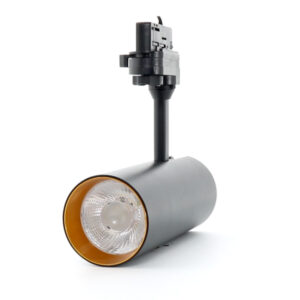 Foco LED para carril Black Roma 30W Trifásico