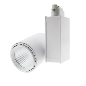 Foco LED para carril Kube 35W Monofásico