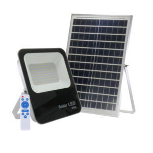 Foco Proyector LED Solar 150W IP65 7000lm 6000k