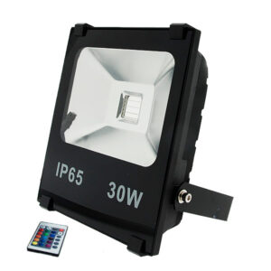 Foco proyector LED RGB Colours 30W