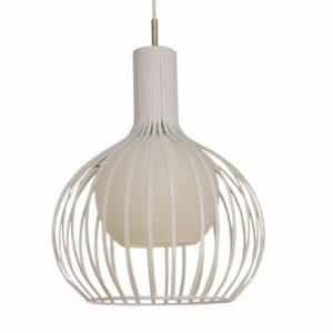 Lámpara de techo Blanca Carol