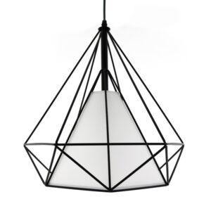 Lámpara de techo Dimen Black