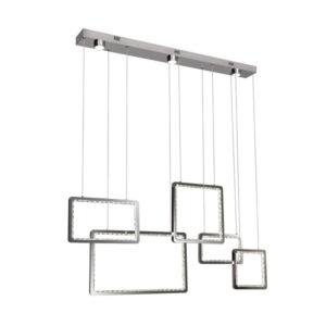 Lámpara de techo LED Square