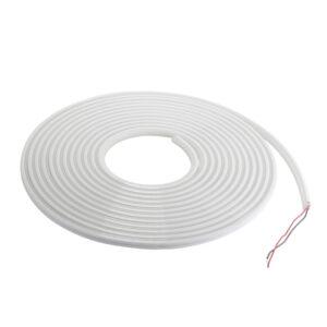 Tira de neón de LED Flexible 24VDC 12W/m 10 Metros luz neutra 4000K