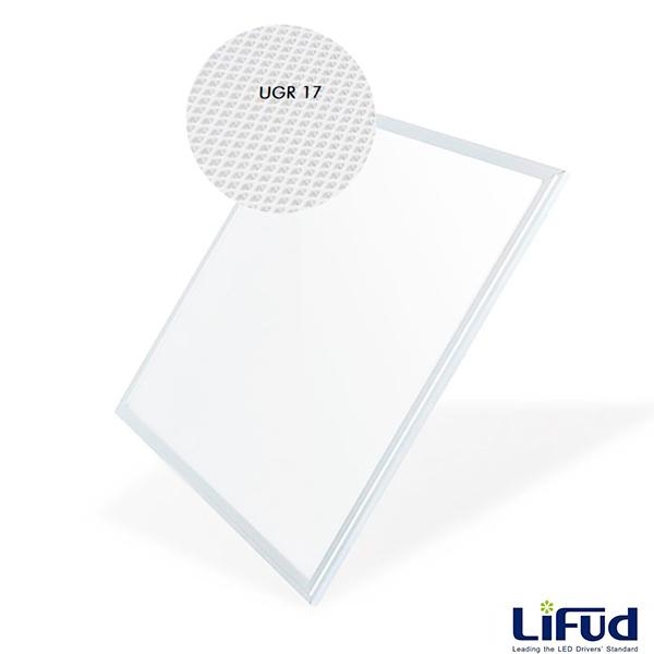 Panel LED Serie Trielle 60X60 cm 48W
