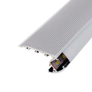 Perfil de aluminio Especial Escaleras 12/24V 2 metros