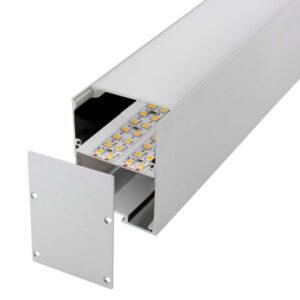 Perfil de aluminio Orus 2 metros 12V/24V/220V
