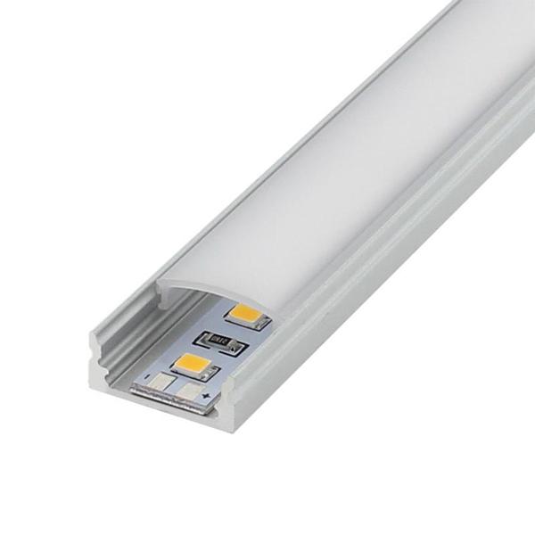 Perfil de aluminio U 2 metros 12V/24V
